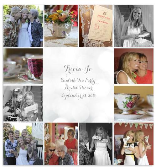 Cover bridal show