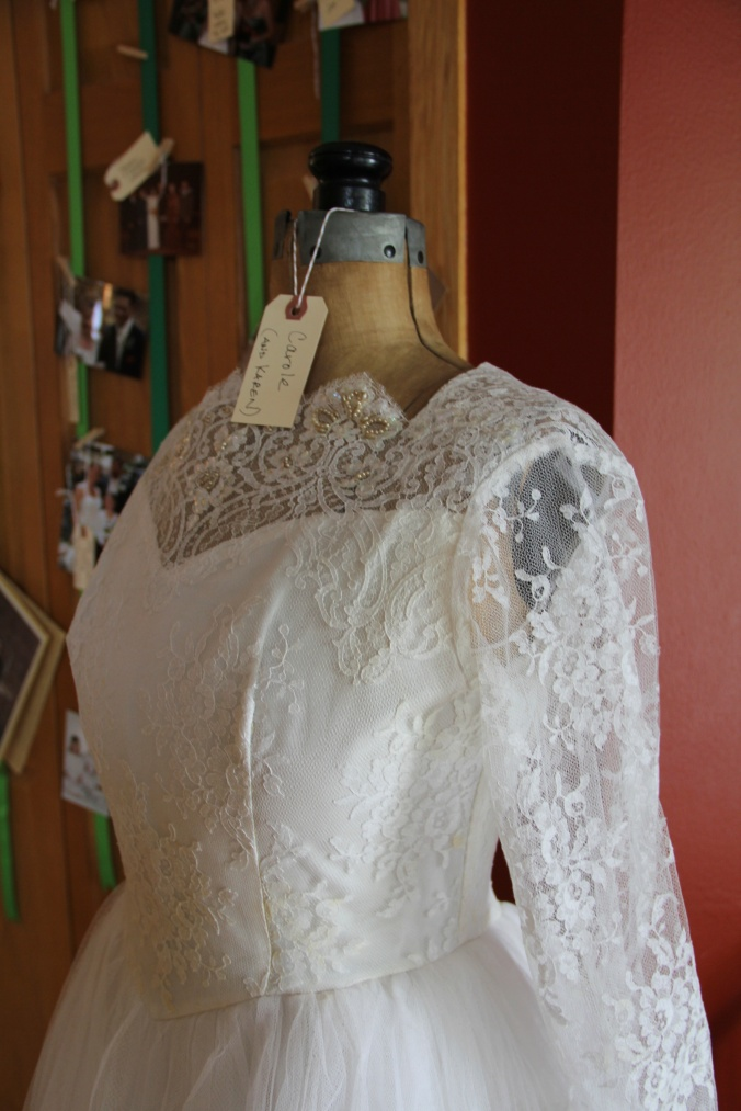 CAROLE'S DRESS