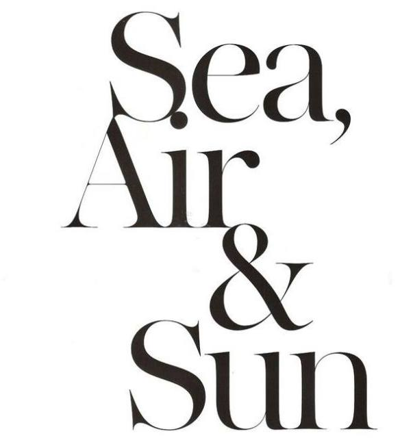 Sea,Air,Sunandlove