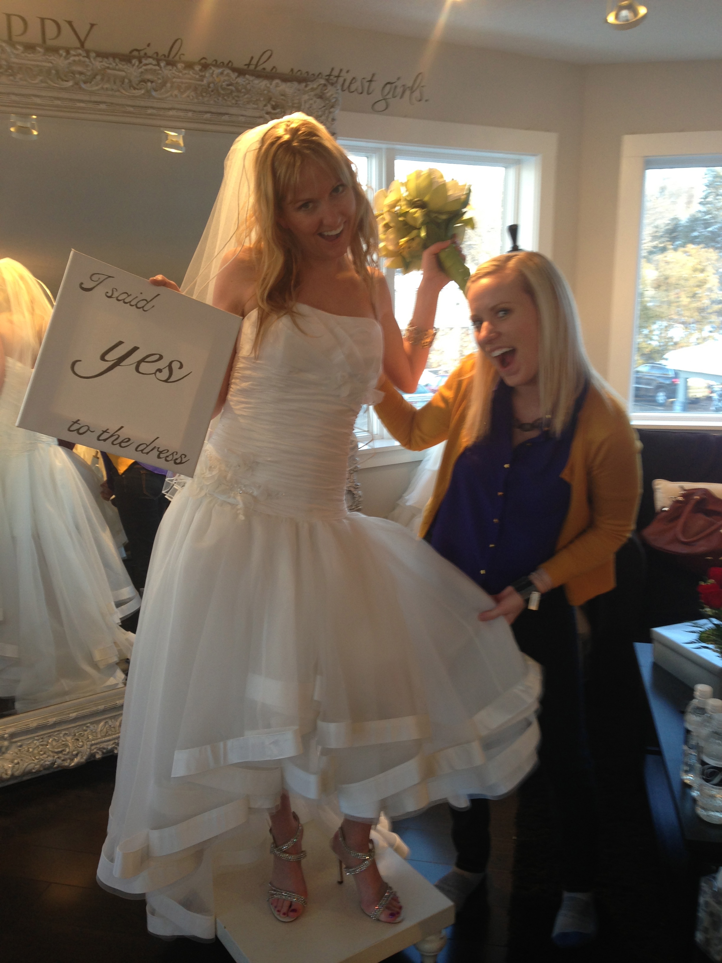 My Wedding Dress The Social Type Tricia Jo