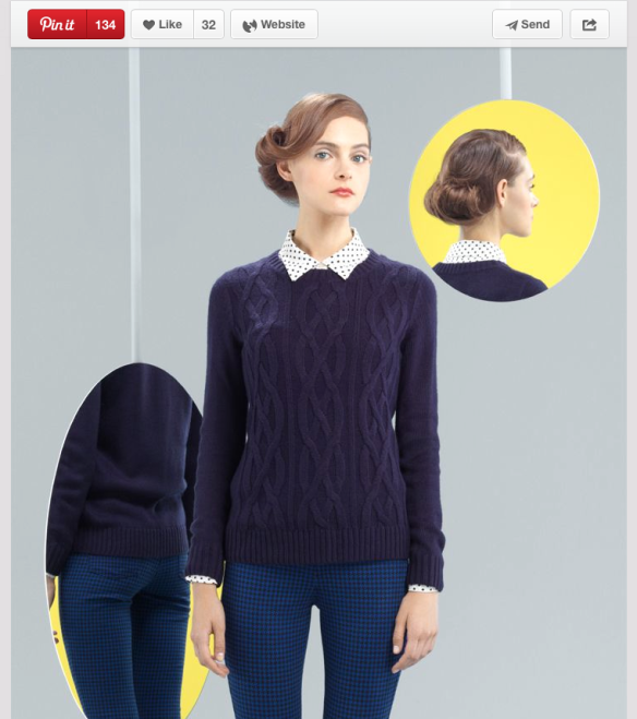 serious look from uniqlo's