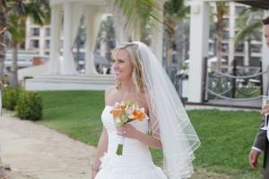 a new bride