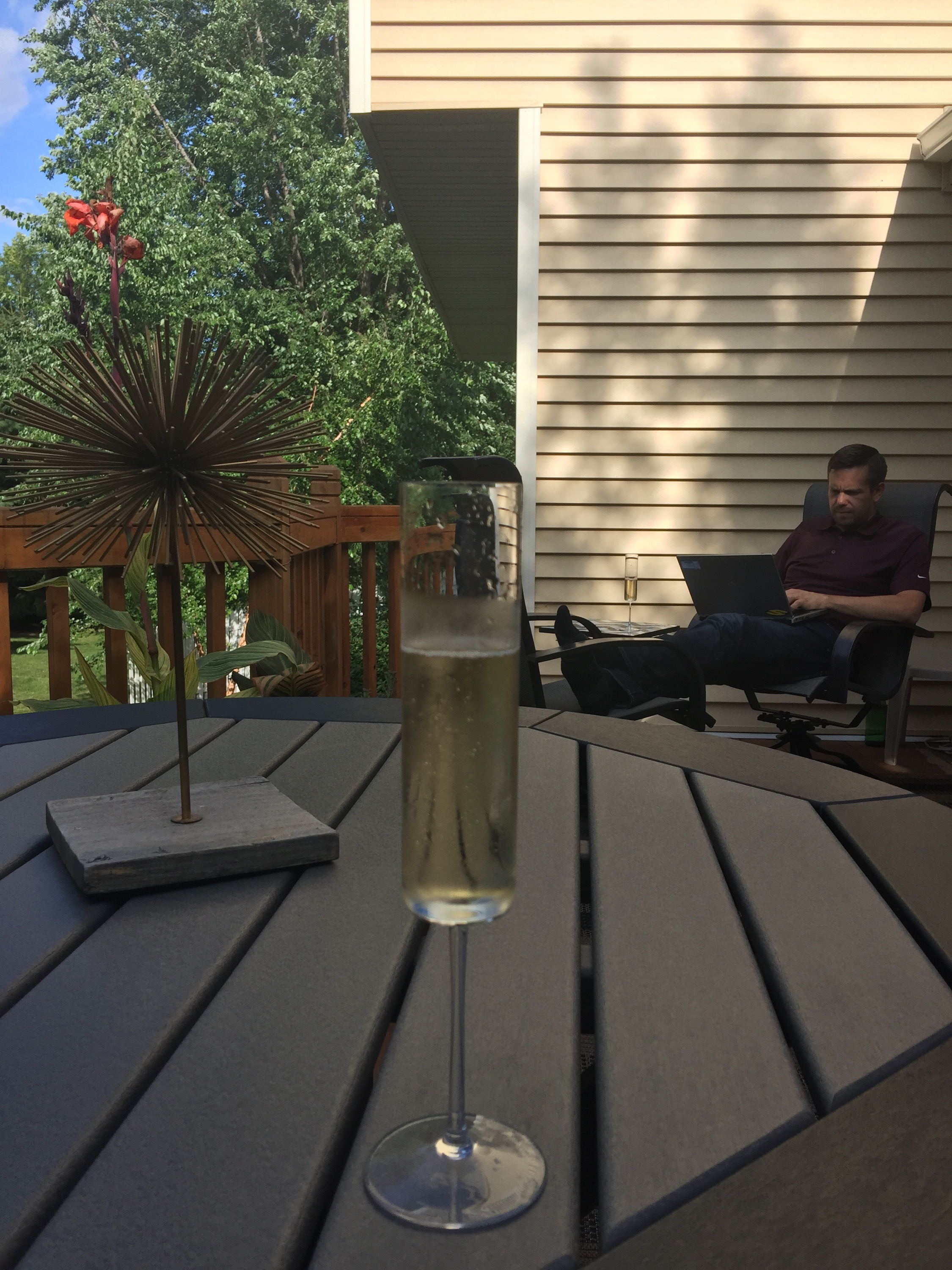 First time home owner the social type tricia jo for Outdoor furniture jordan mn